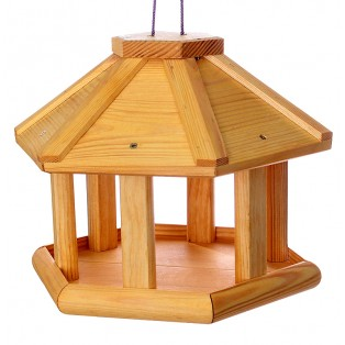 """Кормушка для птиц """"Восточная подвесная"""""""